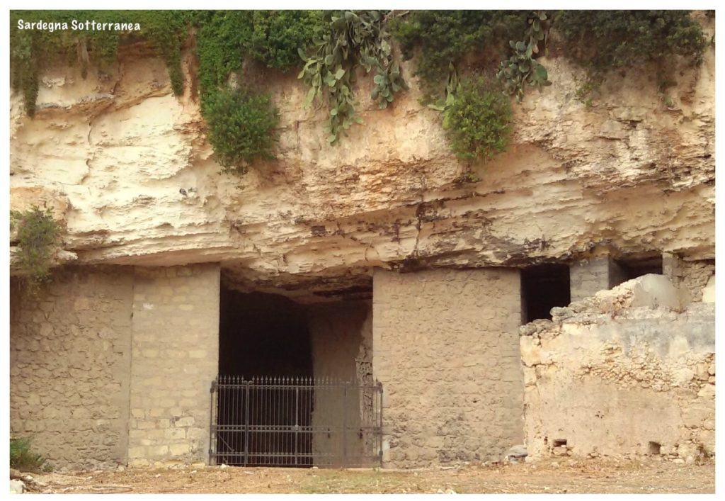 Grotte cappuccini cagliari