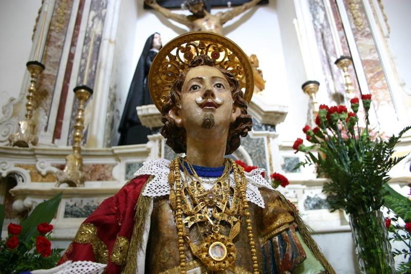 Sant'Efisio Martire a Cagliari