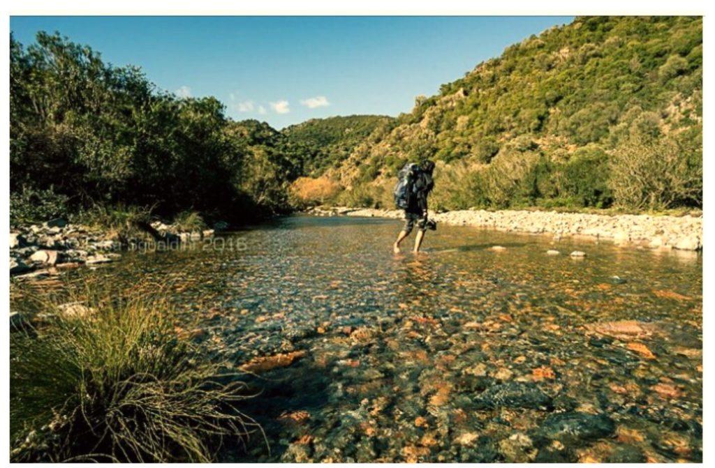 Via dell'argento in Sardegna
