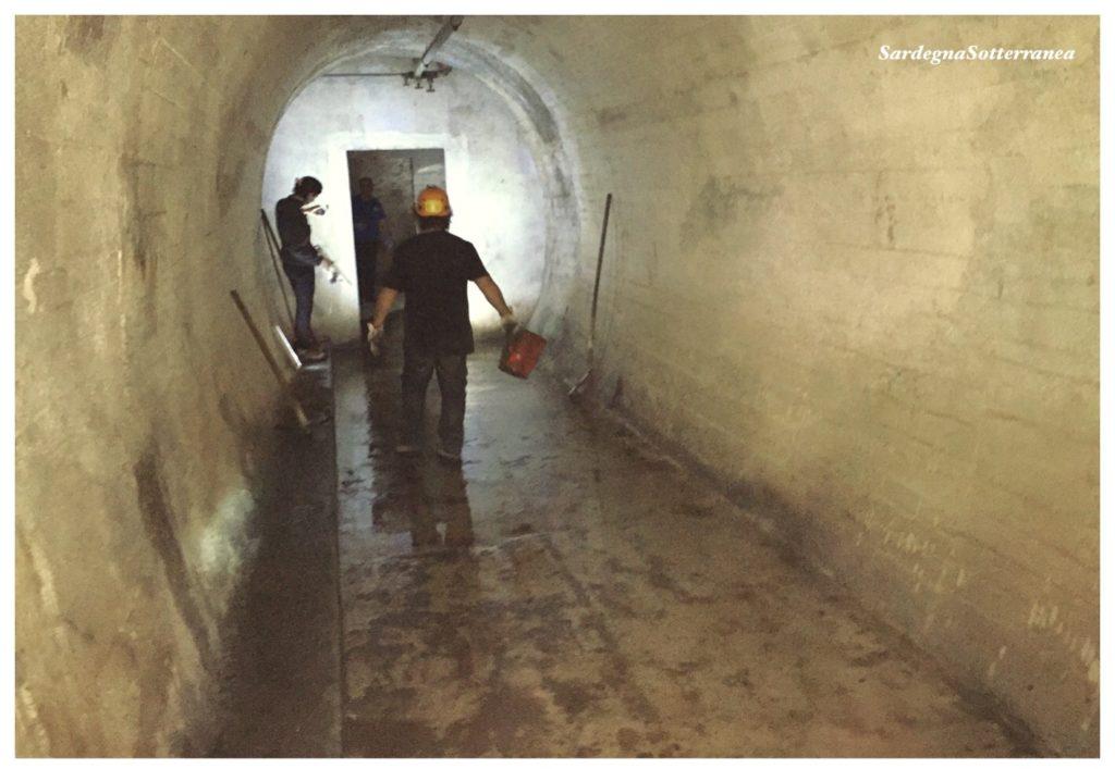 Il tunnel sotto il colle San Michele