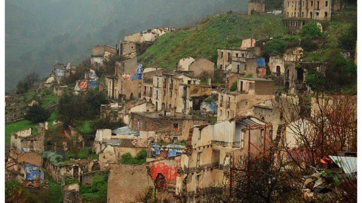 Gairo Vecchia in Ogliastra