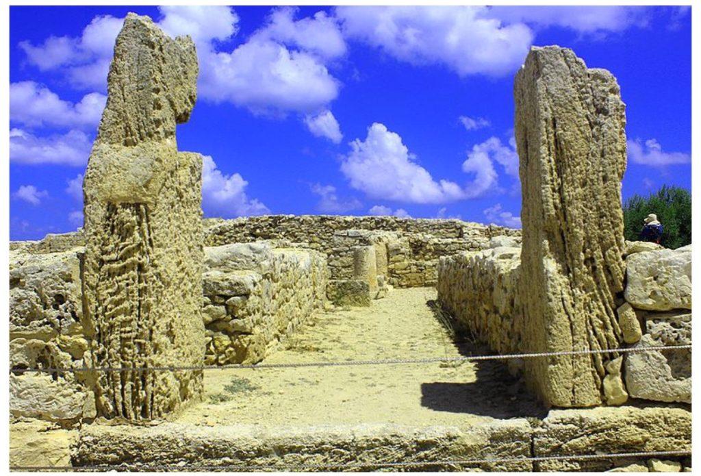 Kerkouane, la città punica della Tunisia a Capo Bon.