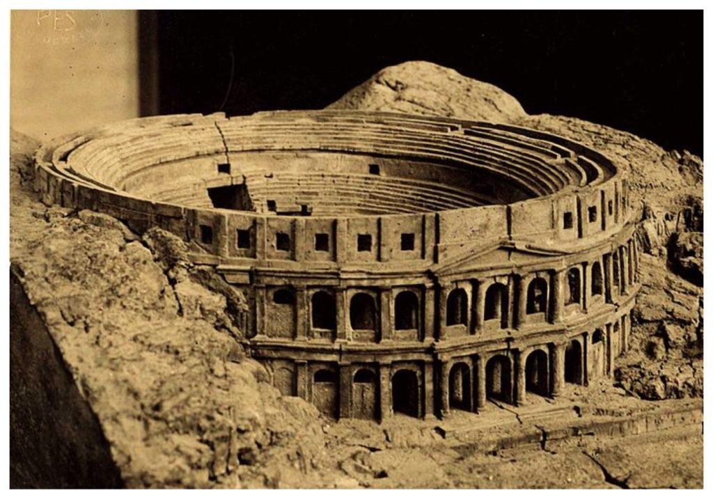 Anfiteatro romano cagliari