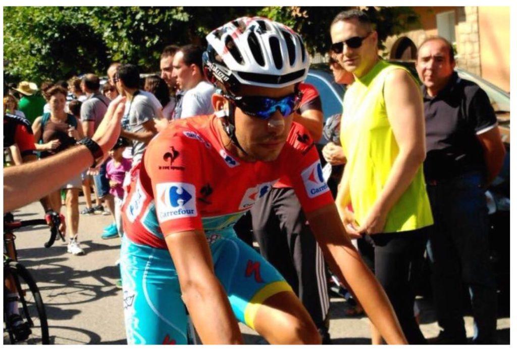 Fabio Aru ciclista