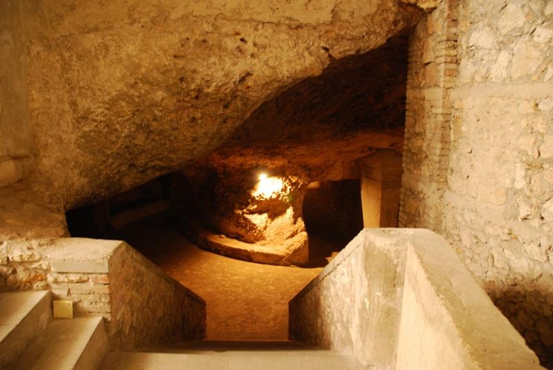 Cripta Santa Restituta