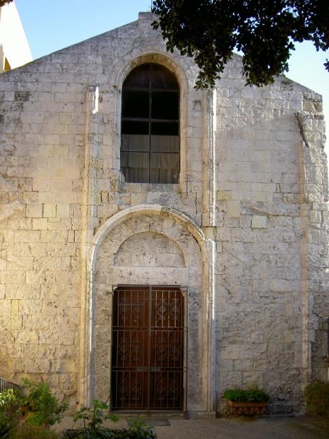 Chiesa San Pietro pescatori Cagliari