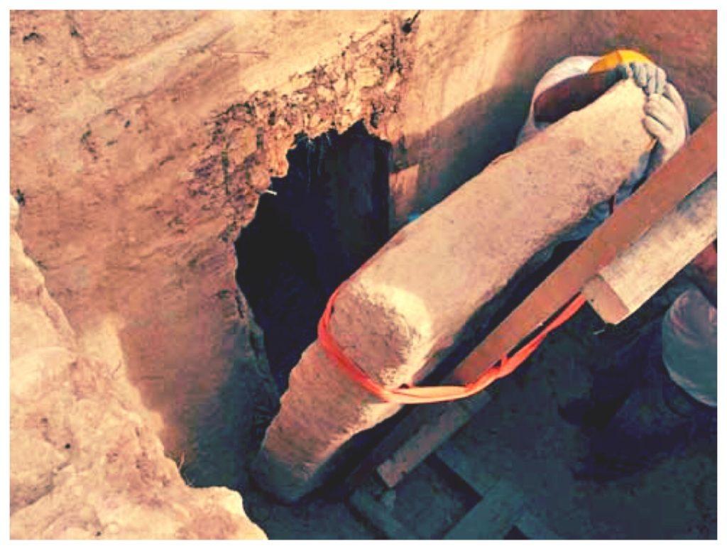 Scoperta tomba Tarquinia