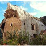 Sedini casa nella roccia