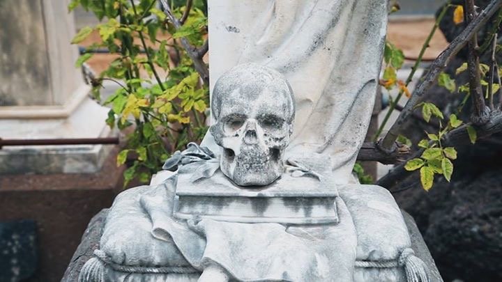 Sassari cimitero