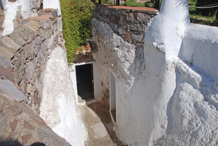 Grotte de in Gruttaiusi a Sant'Antioco