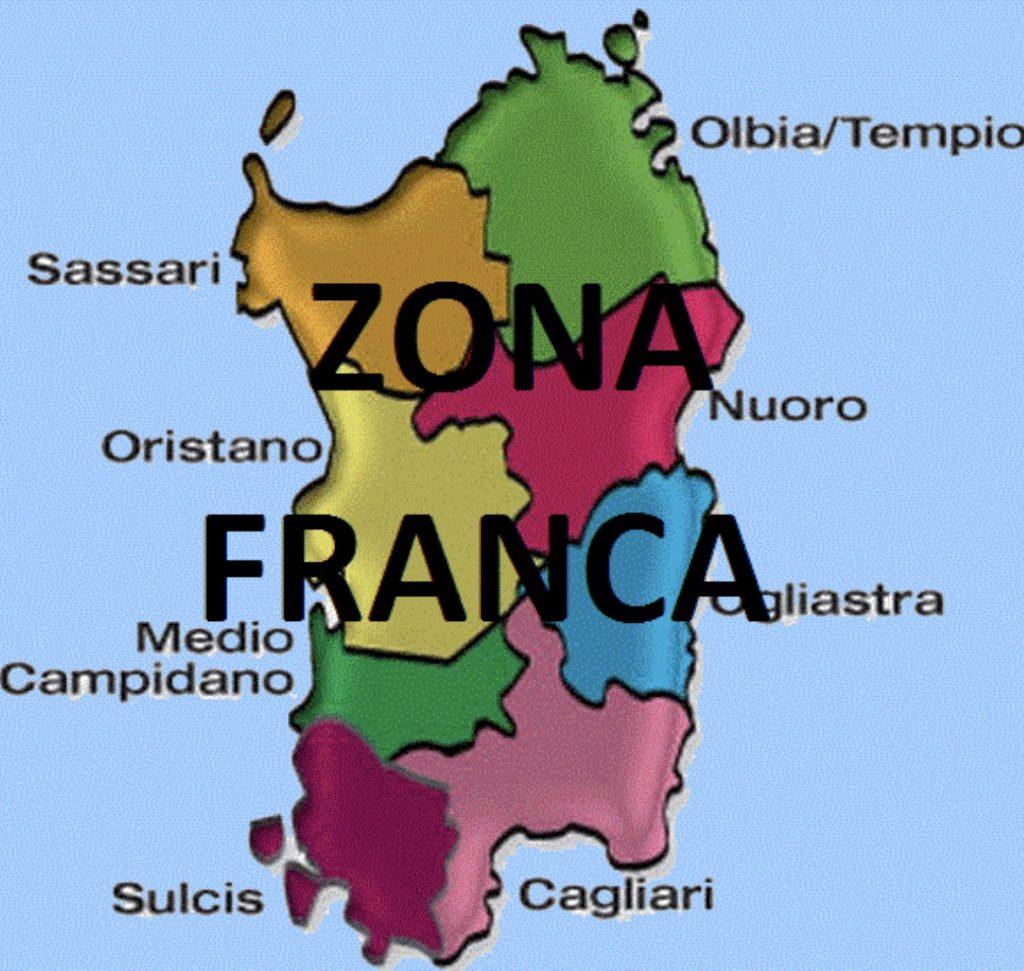 Zona Franca in sardegna