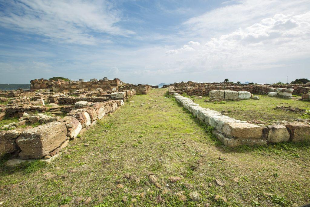 Monte Sirai, l'area archeologica più estesa di Carbonia.